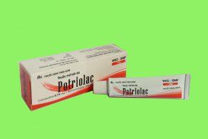 Sản phẩm kem trị vẩy nến Potriolac